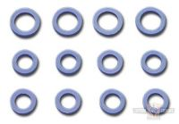 010487 - CCE Push Rod Seal Kit, Blue Silicone 48-79
