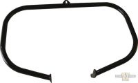 609625 - Jardine, Highwaybar Black Front 00-17 FL SOFTAIL
