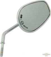687992 - ACCEL CCE V-Road Mirror , Left Mount, Chrome