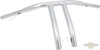 "693690 - SANTEE 12"" T-BAR, CHROME"