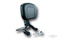 771661 - Black  Chrome Multi-Purpose Backrest