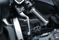 771981 - CRUSHER Küryakyn TRIGGER LEVERS 17-UP TOURING CHROME