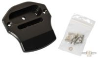 "990091 - PM American Cycles,Bracket For Moto Gadget ""Speedo"",Billet Alu black coated"