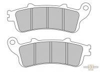 990114 - Ferodo, Brake Pad, Platinum Compound, 115.6x41x8.3mm, Front