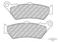 990117 - Ferodo, Brake Pad, SinterGrip Compound, 108.5x40x7.7mm, Rear