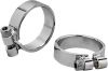 11101 - ACCEL CCE Aircraft Style Exhaust Clamp, Chrome