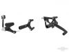 895984 - RSD Rear Controls, Black Ops, XL 04-13