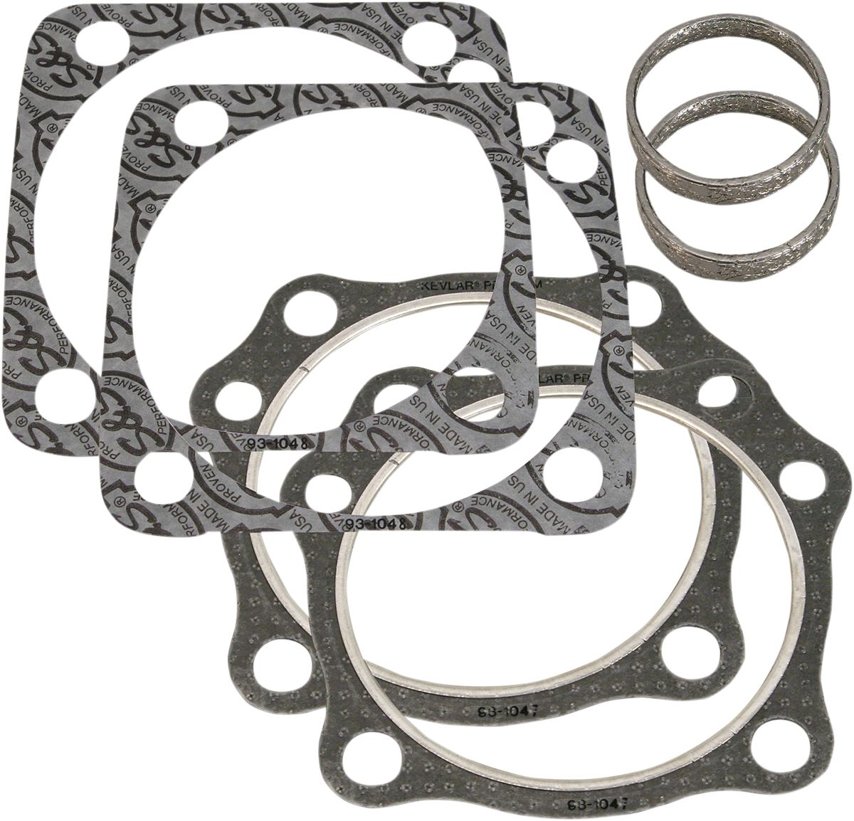 09344751 - S&S GASKET KIT TOPEND 4-1/8""