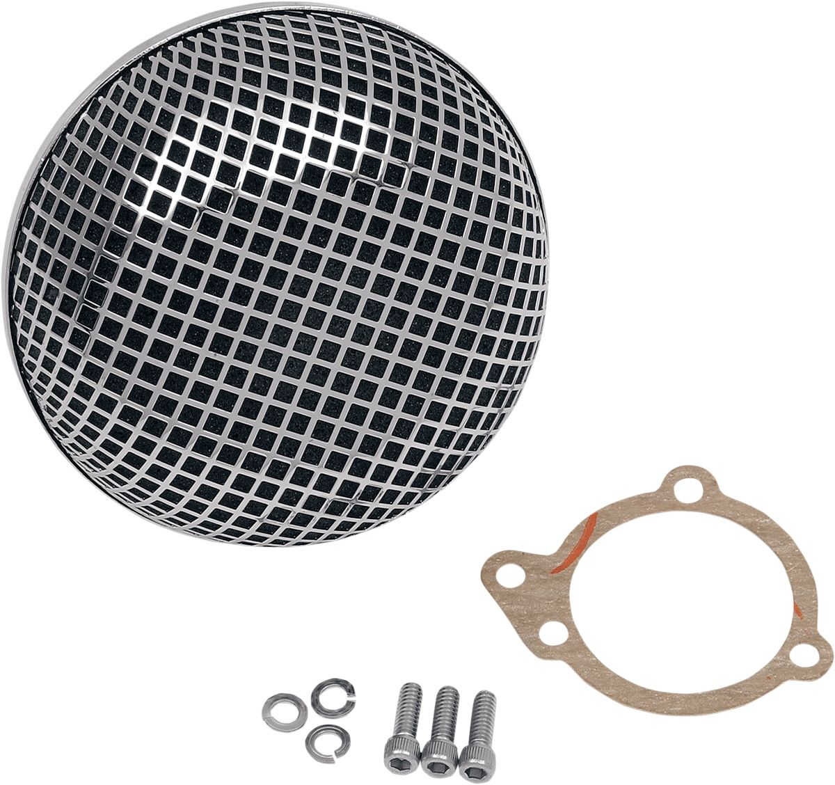 10100192 - DRAG SPECIALTIES AIR CLEANER BOB S&S E G