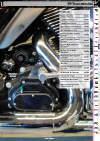 236211 - TPD 5-speed tranny Softail polished
