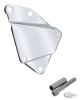 013122 - LEFT SIDE TOOLBOX  Mounting bracket with hardware