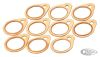 "027637 - ""TUFF SEAL"" EXHAUST PORT GASKETS  TuffSeal Exhaust gasket"