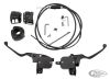 054101 - HYDRAULIC CLUTCH CONVERSION KITS FOR 1996 TO PRESENT SPORTSTER  Black ...