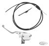 054105 - HYDRAULIC CLUTCH CONVERSION KITS FOR 1996 TO PRESENT SPORTSTER  Black ...